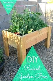 plastic raised garden beds how to make raised garden boxes gardening with kids raised garden plastic