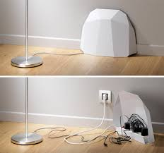 Power Block Cable Organizer
