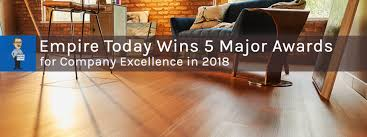 laminate flooring for your home empire today wins five major awards for company excellence in 2018 wood
