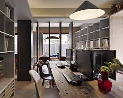 view in gallery stylish and elaborate home office in taipei studio home apartment home office