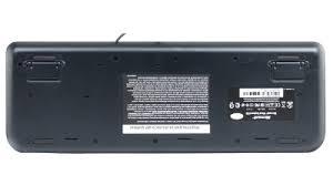 <b>Клавиатура Microsoft Wired Keyboard</b> 600 <b>проводная</b>, USB • для ...