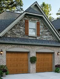 garage door panel options
