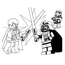 Leuk Voor Kids Darth Vader En Obi Wan
