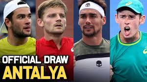 5 exciting clashes to watch out for in the Antalya Open 2021