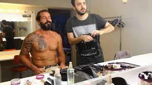 Men's Health - Nihat Altınkaya Backstage - YouTube