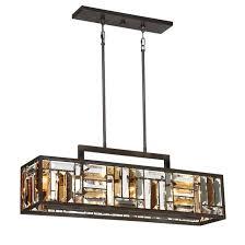 arturo 8 light rectangular chandelier 8 light rectangular chandelier marvelous bronze dining room