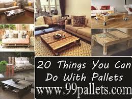 pallet furniture projects. Pallet Furniture Projects
