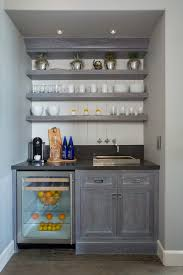 office coffee bar furniture. office coffee bar home transitional with open floating shelves serve makers furniture