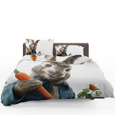 peter rabbit animation bedding set