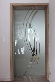 upvc frosted glass bathroom door at rs