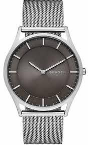 skagen holst mesh band thin watch skw6239 men s skagen holst mesh band thin watch skw6239