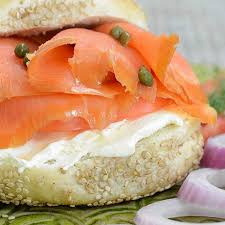 lox and bagels gift set kit