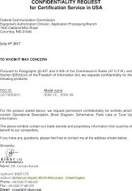 Sample Letter Authentication Document Down Town Ken More
