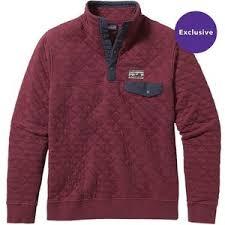 Patagonia Men's Cotton Quilt Snap-T Pullover - Polyvore & Patagonia Men's Cotton Quilt Snap-T Pullover Adamdwight.com