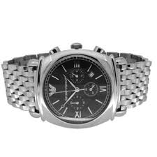 17 best ideas about armani watches emporio emporio armani ar0299 stainless black chronograph mens watch uk on armaniemporiowatches co uk
