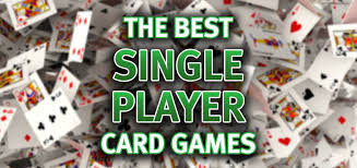 This is repeated until one player wins all the cards or the other runs out of cards to play. 13 Best Single Player Card Games In Endeavoring To Catalog Single Player By Ggpoker Medium