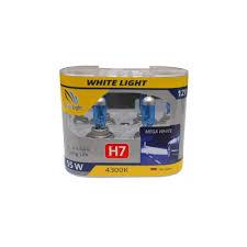 <b>Лампа</b> галогеновая <b>Clearlight H7</b> WhiteLight 2 шт, DUOBOX купить ...