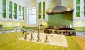 kitchen tiles countertops. Wonderful Kitchen Green Lime Tiles For Countertop And Backsplash Inside Kitchen Tiles Countertops