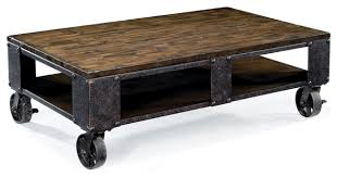 Nice Industrial Style Coffee Table Industrial Style Coffee Table
