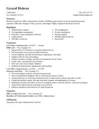 Affiliation In Resume Example Best Office Administrator Resume Example LiveCareer 58