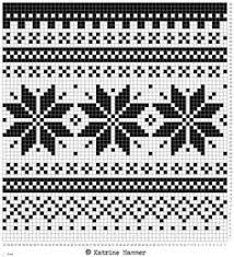 80 Best Strictly Fair Isle Color Charts Images Knitting