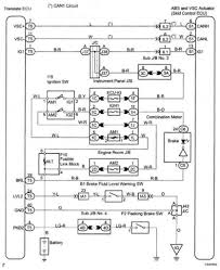 Electrical wiring diagram gallery of unusual toyota