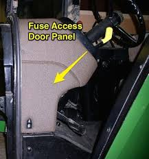 fuse access door panel john deere 4055 4255 4455 4555 4755 4955 fuse access door panel john deere 4055 4255 4455 4555 4755 4955 4560 4760 4960