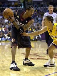 reebok answer 4. allen iverson - reebok answer iv not only is the one of iverson\u0027s 4