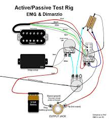 the great active passive experiment ultimate guitar 1 wire as shown note the way the tone pot is used to add resistance in series the signal going to the selector after the emg volume