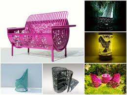 creative recycled furniture. recycled used tyres and diy pallet furniture more creative ideas 2016 chair bed table sofa 1