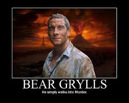 Random Ramblings: Fun quotes and facts about Bear Grylls via Relatably.com