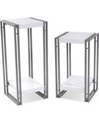 urban accents furniture. Urban Accent Table White - Urb Space Urban Accents Furniture