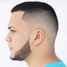 kings style1 short hairstyles for men with beard