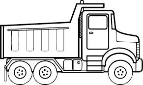 Tổng hợp mẫu tranh tô màu xe tải 🚚 đẹp nhất dành cho các bé