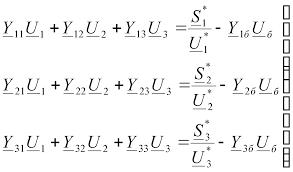 Курсовая работа Расчет узловых напряжений методом Зейделя   1 2 Метод Зейделя и простая итерация могут применяться для решения нелинейных уравнений узловых напряжений в форме баланса токов аналогично тому