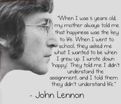 Inspirational Quote By John Lennon New Inspirational Quotes About Life And Happiness