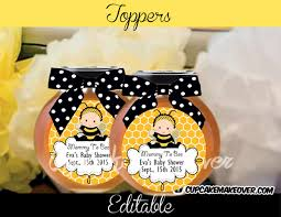 Sweet Simplicity Bakery Bumblebee Baby Shower Bumble Bee Baby Shower Party Favors