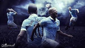 3840x2160 kun aguero manchester city fc 4k full hd wallpaper