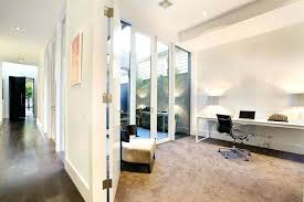 glass wall for home interior home office ideas with glass wall combine wooden frame also swivel glass wall for home