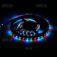 Adhesive Light Strips Buy 5 Meters X 60 Smd 2835 Leds 1500lm Cuttable Adhesive Rgb Led Light Strip 30w Dc 12v In Stock Ships Today