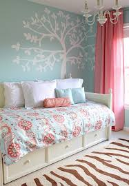 light blue bedrooms for girls. Bedroom : Girls Gorgeous Little Girl Decoration White Tree Paint Wall Including Light Blue Chandelier Bedrooms For E