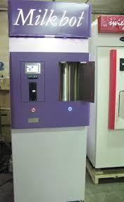 Milkbot Vending Machine Classy Milk Vending Machines Automatic Milk Dispensers Mолокоавтоматы