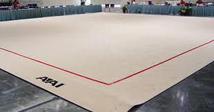 International Elite Rhythmic Floor Exercise System