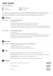 Template Online Resume Template Lovely Cv Generator Free Maker