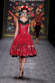 Famous Clothing Designers Lena Hoschek S S 2013 Mexico Fashion Mexican Fashion Fashion