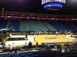 Bok Center Section 120 Home Of Tulsa Shock Tulsa Oilers