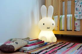 Een Grote Nijntje Lamp Voor De Kinderkamer Mary J