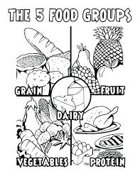 Food Coloring Page Visitpollinoinfo