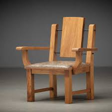 eco friendly reclaimed oak dining chair with handcrafted arms by old inspiration with oak dining chairs