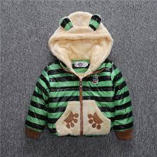 Free Agent Thickening Boy Cotton Coat Winter Children's Baby ...